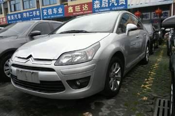雪铁龙 世嘉三厢 2010款 1.6 手动 尚乐版