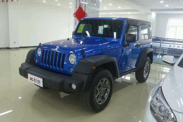 Jeep 牧马人 2015款 3.6 自动 Rubicon两门