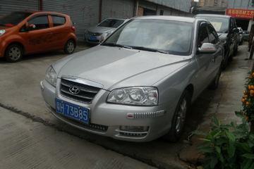 现代 伊兰特三厢 2011款 1.6 自动 舒适型GL