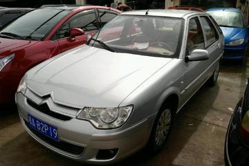雪铁龙 爱丽舍两厢 2009款 1.6 手动 舒适型