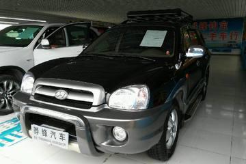 华泰 圣达菲 2006款 2.7 自动 标准型四驱