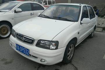 天津一汽 夏利A 2008款 1.0 手动 三缸三厢