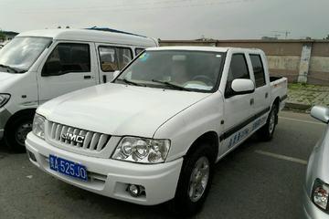 江铃 宝威 2009款 2.8T 手动 LX 5座后驱 柴油