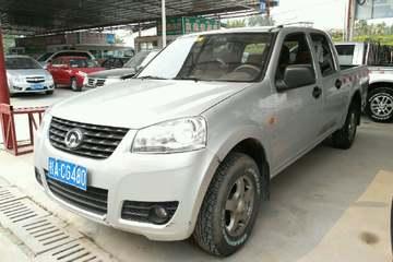 长城 风骏 2011款 2.8T 手动 财富版大双精英型后驱 柴油