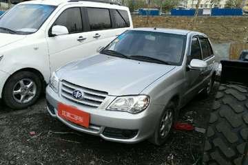 天津一汽 夏利N3三厢 2012款 1.0 手动 舒适型